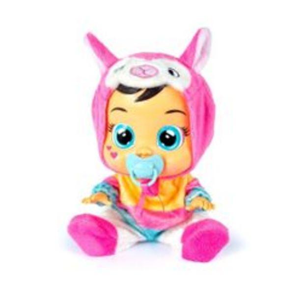 Oferta de Muñeca Lena Cry Babies Llora Con Lagrimas  Wabro por $5,895