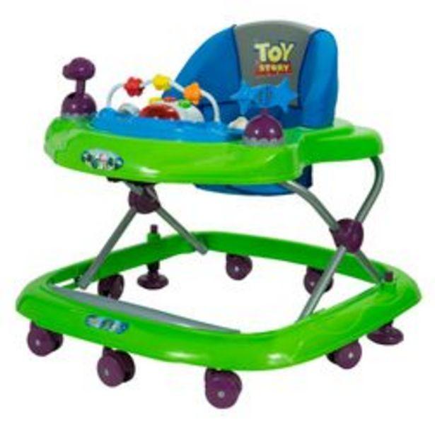 Oferta de Andador Disney N - 6928 Toy Story Verde y Turquesa por $5,449