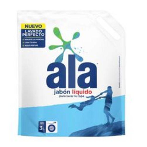 Oferta de Jabón líquido Ala Lavado Perfecto por $335