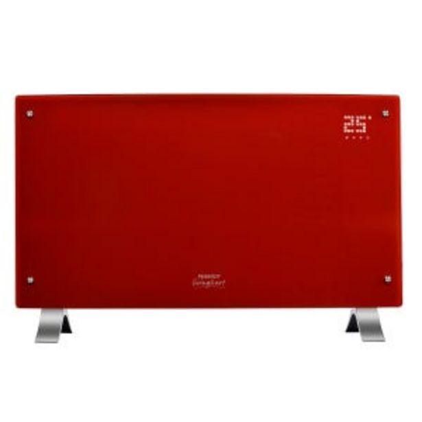 Oferta de Panel electrico Peabody Rojo 2000w PE-VQD20R por $10639