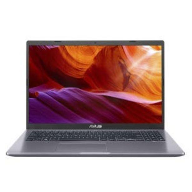 """Oferta de Notebook Asus X509 Cel N4000 4-500GB 15,6"""" por $63999"""
