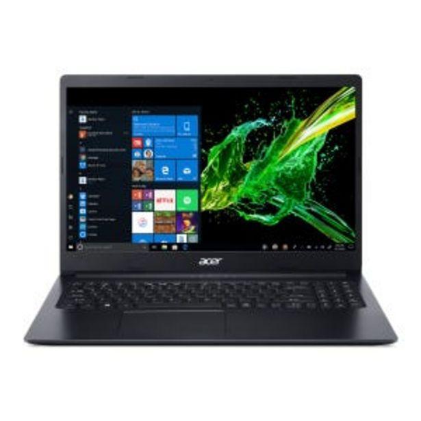 """Oferta de Notebook Acer A315-34-C7RP-AR 15"""" Cel 4-500GB por $53999"""