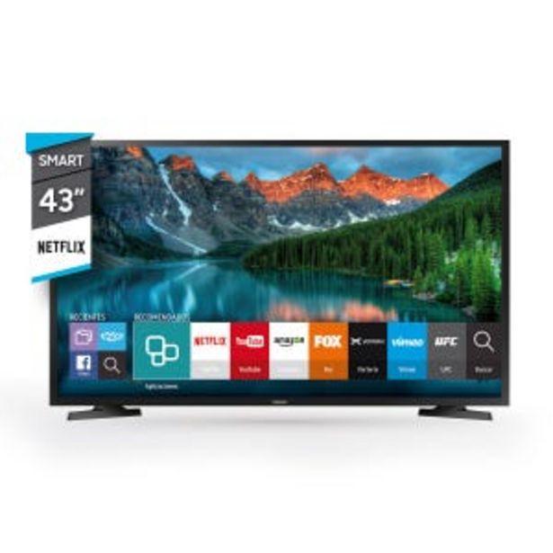 Oferta de Smart TV 43 Samsung 43J5290 FHD por $42999