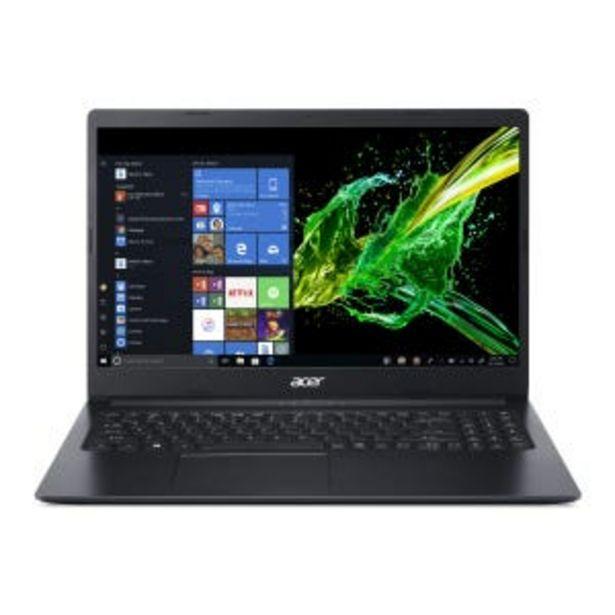 Oferta de Notebook Acer A315-22-47SL-AR A4 4-500GB por $50999
