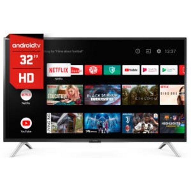Oferta de Smart TV 32 HITACHI CDH-LE32SMART17 por $25999