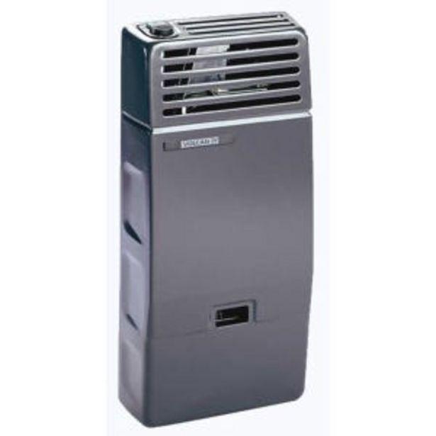 Oferta de Calefactor Volcan 42516V SS 2500 Cal Gas Natural por $10139