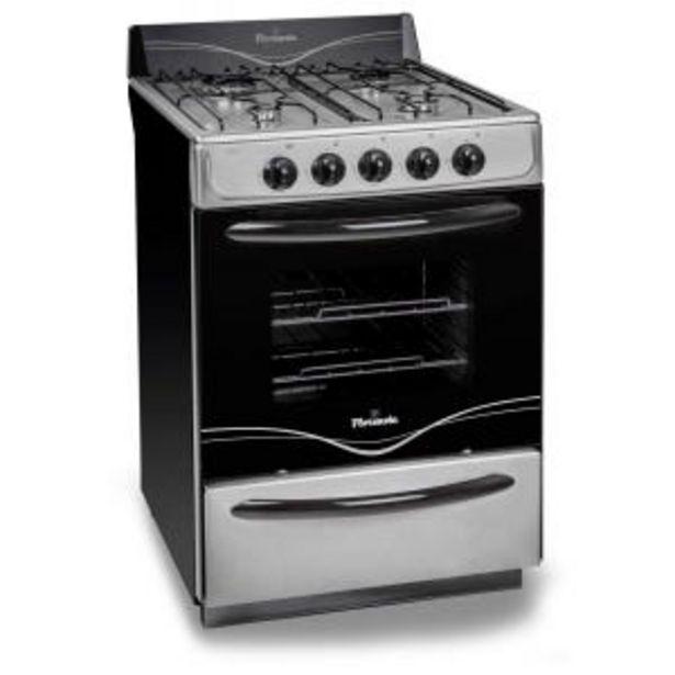 Oferta de Cocina Florencia 5518F Inoxidable por $29999