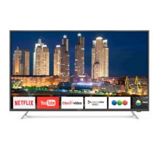 Oferta de Smart TV 43 Noblex DI43X6500 4K por $46499