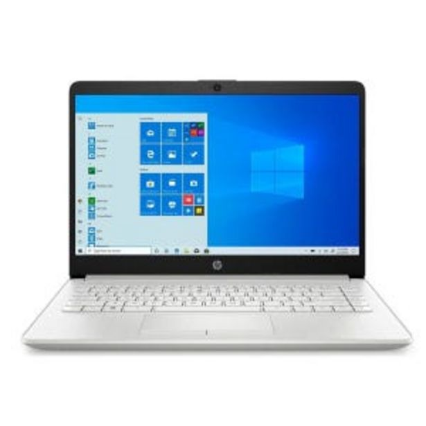 Oferta de Notebook HP 14-cf3047la Ci3 4GB-256GB EMMC por $74999