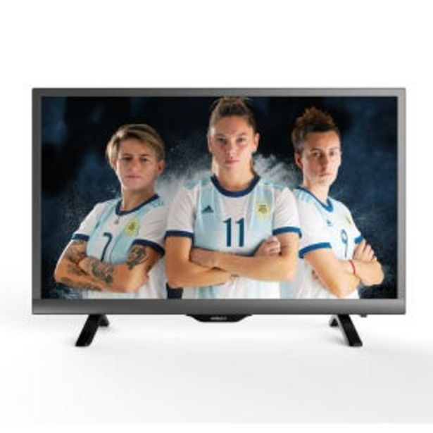 Oferta de Tv LED 24 Noblex EE24X4000 FHD Digital por $18599