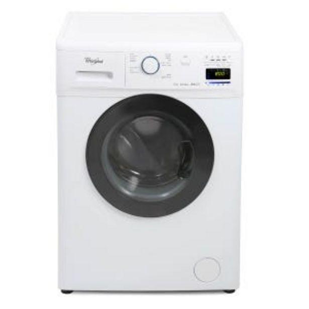 Oferta de Lavarropas Whirlpool WNQ66A 6KG 800RPM por $38499