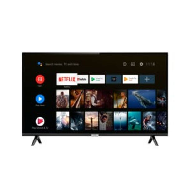 "Oferta de Smart Tv Led 32"" TCL L32S6500 HD por $26499"