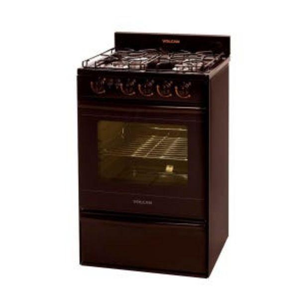 Oferta de Cocina Volcan 89653 Marron por $35999
