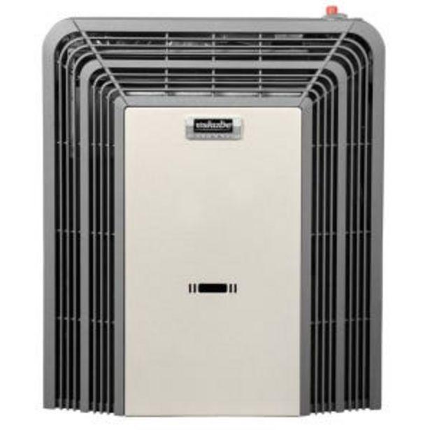 Oferta de Calefactor Eskabe TITANIUM SS5000 GN por $22949
