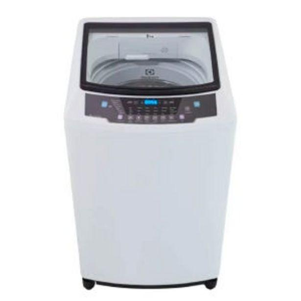 Oferta de Lavarropas Electrolux ELAC209W 9K 750RPM CS por $46999