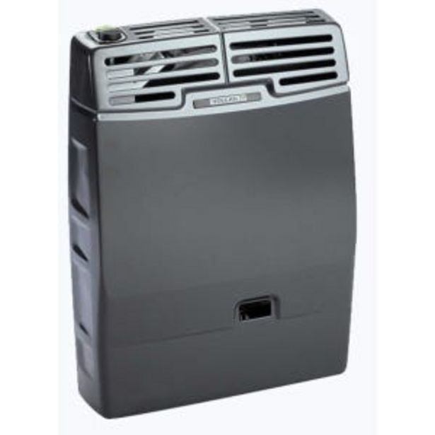 Oferta de Calefactor Volcan 43516V SS 4000 Cal Gas Natural por $11439