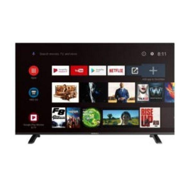 """Oferta de Smart Tv LED 50"""" Noblex 50X7500 4K por $51999"""