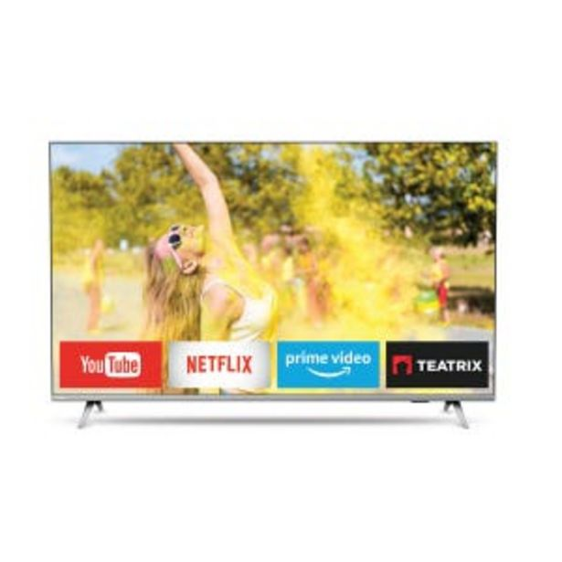 "Oferta de Smart TV Philips 4K 55"" 55PUD6654 por $69609"