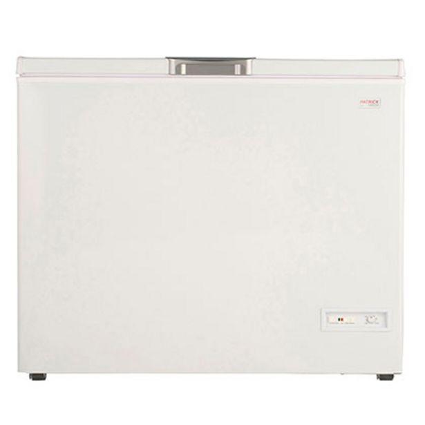 Oferta de Freezer Horizontal 279 Lts. Patrick FHP300B Blanco por $54249