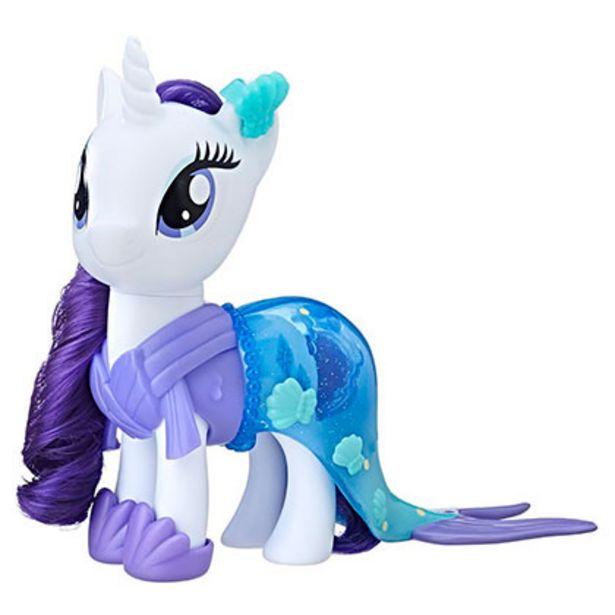 Oferta de Juguete Hasbro My Little Pony C0721/C1822 Rarity por $1839