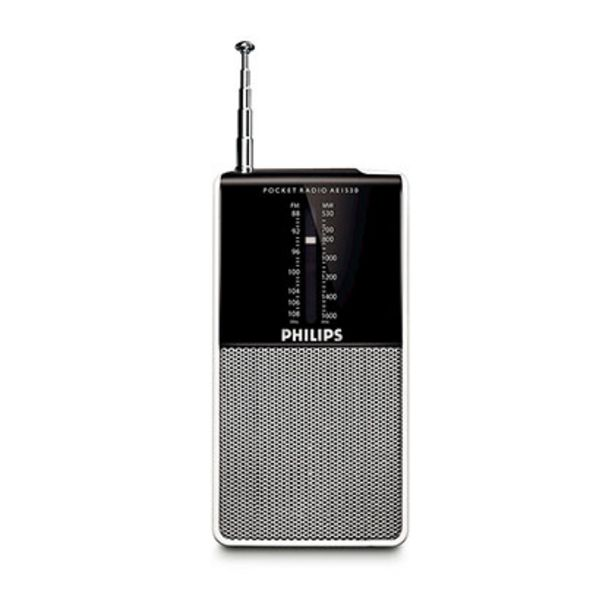 Oferta de Radio AM/FM Philips AE1530/00 Blanco por $2049