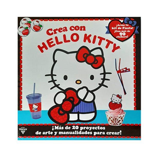 Oferta de Libro De Actividades Crea Con Hello Kitty por $139