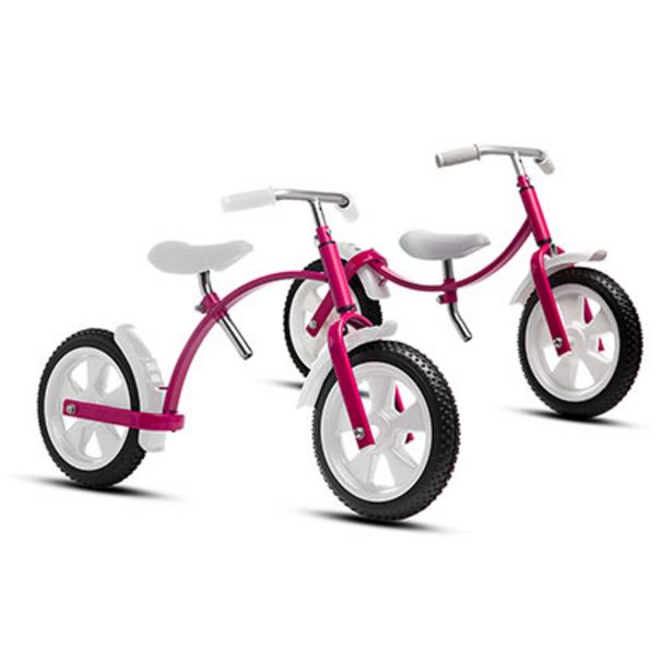 Oferta de Bicicleta Sin Pedales Jeico ENT-50526 Fucsia con Blanco por $4749