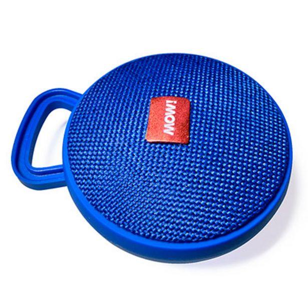 Oferta de Parlante Portatil MOW MW-S95 Azul por $899
