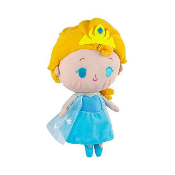 Oferta de Elsa Peluche Con Luz y Sonido 35 Cm Frozen 8504 por $2849