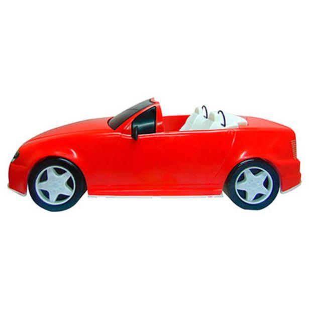 Oferta de Juguete E & B 387 Coche Sorpasso Rojo por $1149