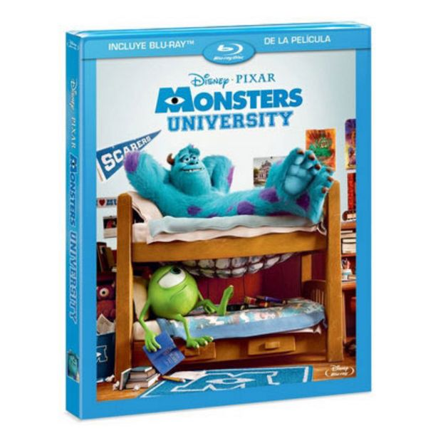 Oferta de Inst Musicales Cd-Dvd Musica Disney Monsters University por $80