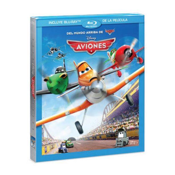 Oferta de Disney Aviones por $72