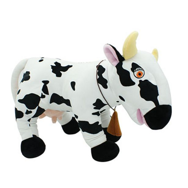 Oferta de Vaca Lola Peluche Musical 35 Cm La Granja De Zenón Ax Toys por $2549