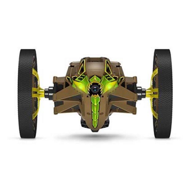 Oferta de Mini Drone Parrot Jumping Sumo Marron por $9499