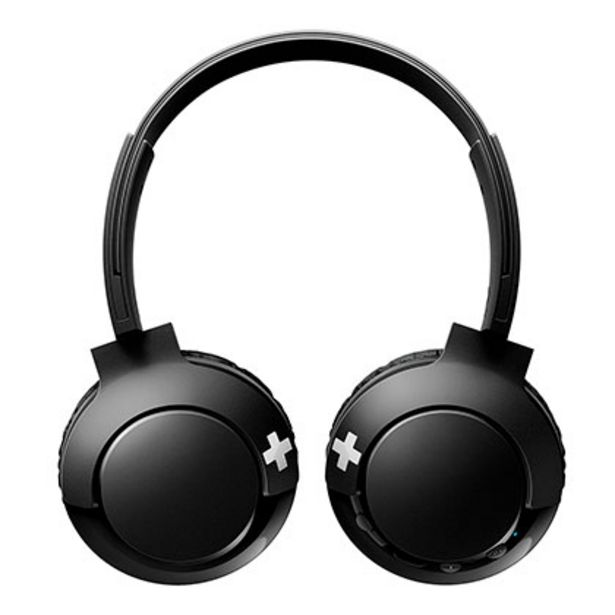 Oferta de Auriculares Philips On Ear SHB3075BK/00 por $3999