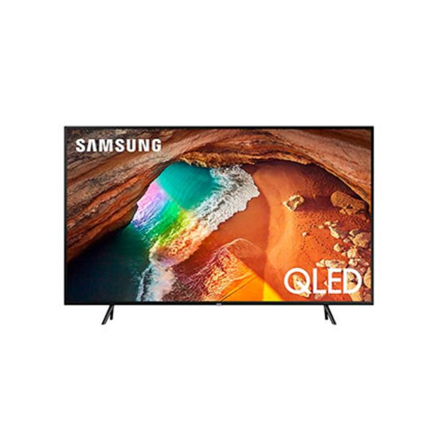 "Oferta de Tv Smart Qled 65"" Ultra Hd 4K Bluetooth Samsung QN65Q60 por $132999"