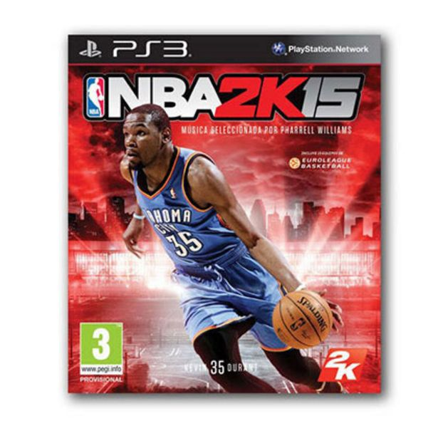 Oferta de Ps3 - Take Two - NBA 2K15 por $800