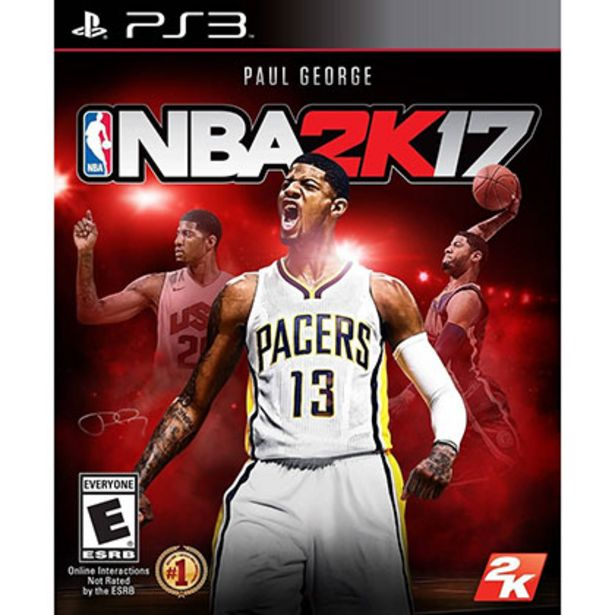 Oferta de Juego para Play Station 3 NBA 2K17 por $800