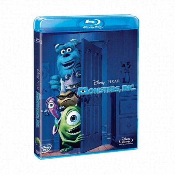 Oferta de Disney Monster Inc por $72