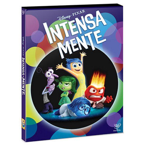 Oferta de Dvd Disney Intensamente por $69