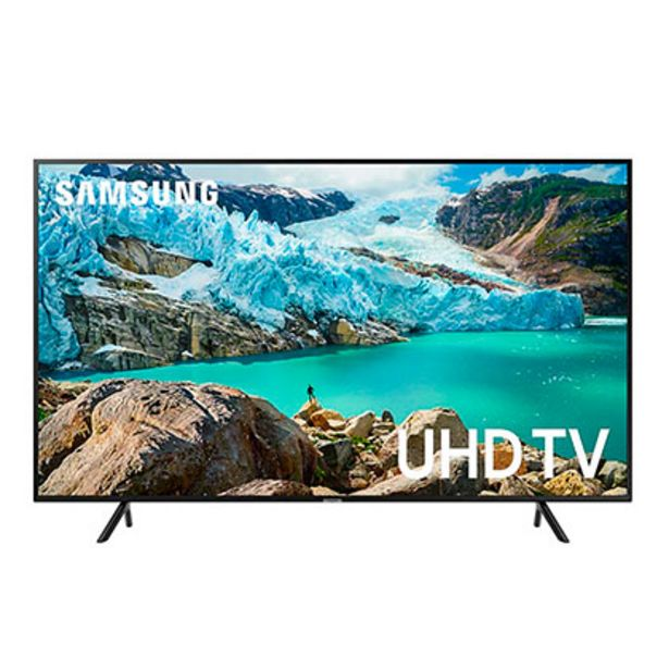 "Oferta de Tv Smart Led 75"" Ultra Hd 4K Bluetooth Samsung UN75RU7100 por $209999"