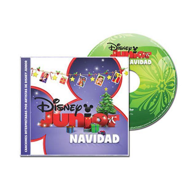 Oferta de Cd Disney Junior Navidad por $39