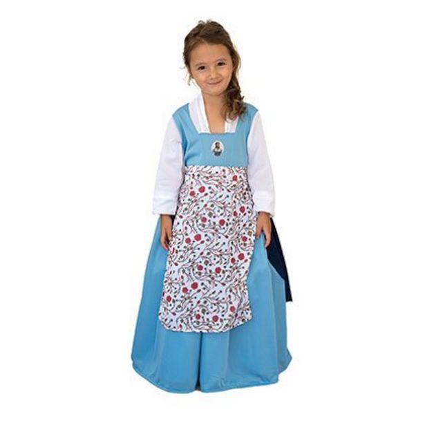Oferta de Disfraz La Bella Campesina Con Luz Talle 2 Disney CAD114310 por $1299
