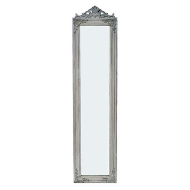 Oferta de Espejo de Pie Ivory 44 X 176 Cm por $4139
