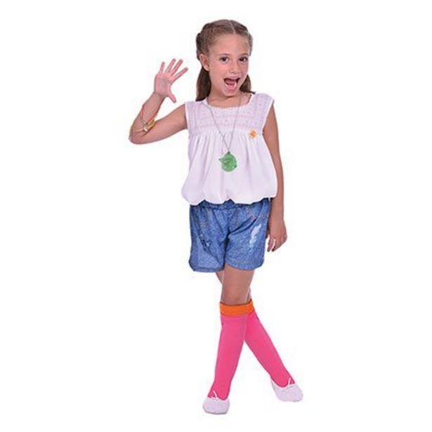 Oferta de Disfraz Soy Luna Con Luz Talle 0 Disney CAD115910 por $1099