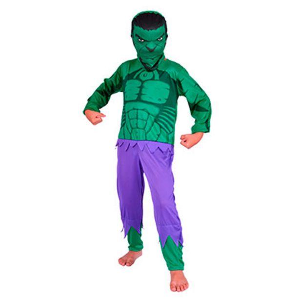 Oferta de Disfraz Hulk Talle 0 New Toys CAD 2129 por $1039