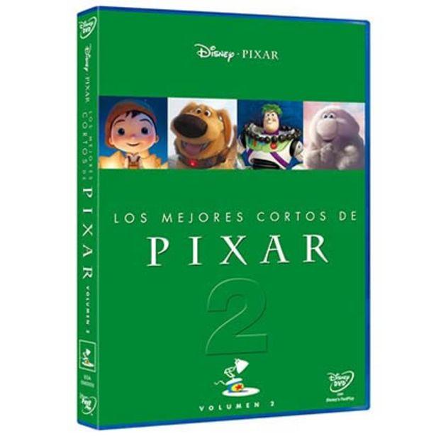 Oferta de Los Mejores Cortos de Pixar. Volumen 2 Disney por $28