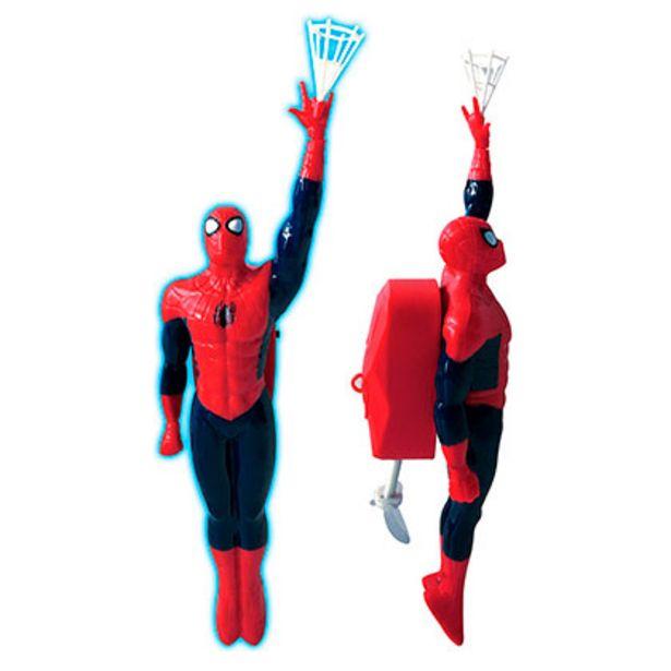 Oferta de Juguete Spiderman VSP03254 Super Heroe Volador por $2599