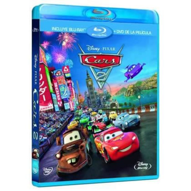 Oferta de Disney Cars 2 por $80