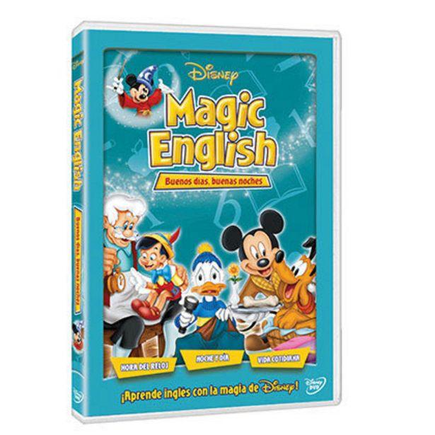Oferta de Magic English: Buenos Días Buenas Noches por $32